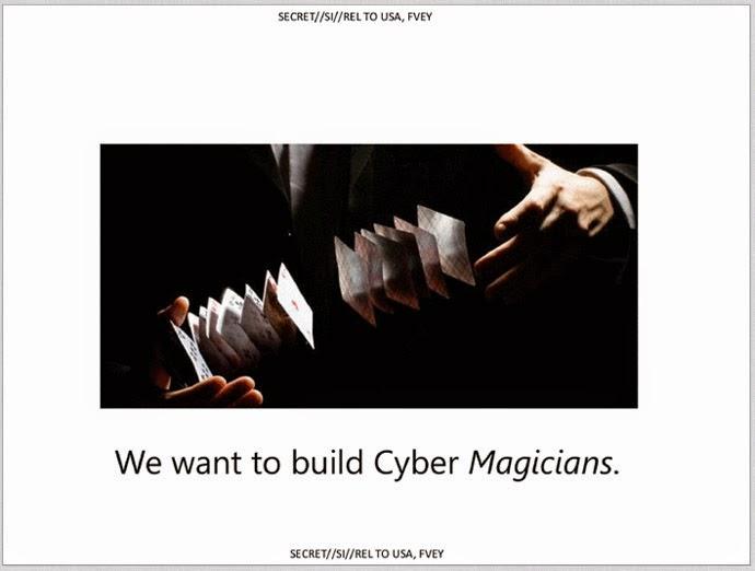 fortean cyber magicians